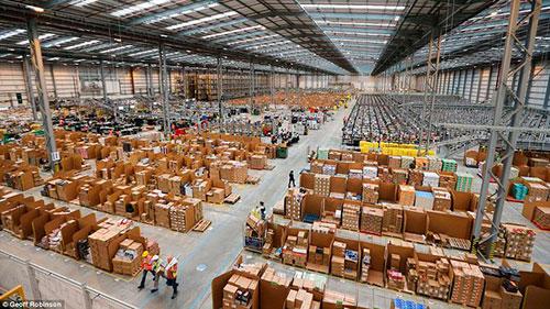Как работают очистные сооружения на складах?