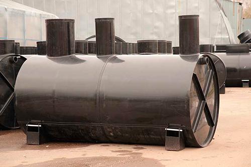 Как правильно устанавливать септик в грунт-плывун?