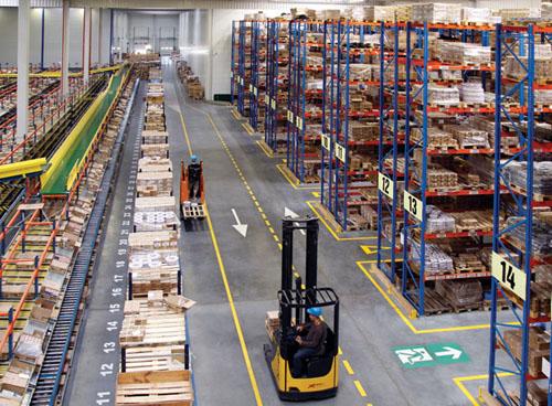 Алгоритм работы очистных сооружений на складе: важные правила