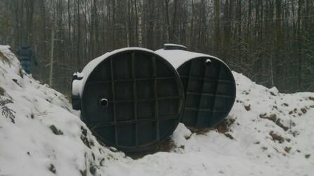 Очистные сооружения для рынка в Рязанской области