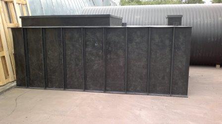 Очистные сооружения для сервисного центра в Ногинске