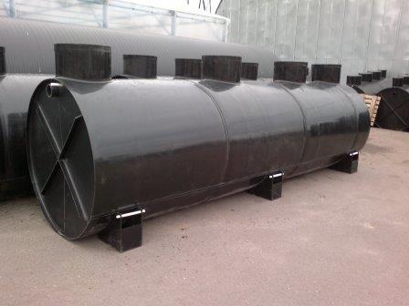 Очистные сооружения для производственного предприятия в г. Казань