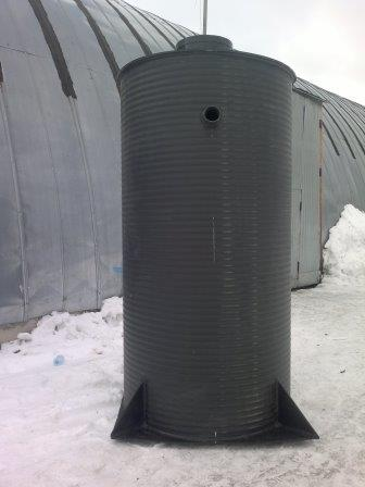 Канализационно-насосная станция для гостиницы в г. Пермь