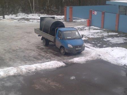 Канализационно-насосная станция для коттеджного поселка в г. Сыктывкар