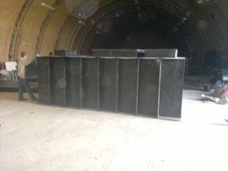 Очистные сооружения для производственного предприятия в Бронницах